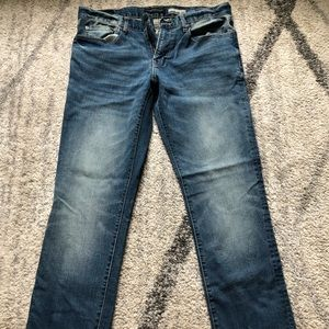 Aeropostale skinny jeans 33x34